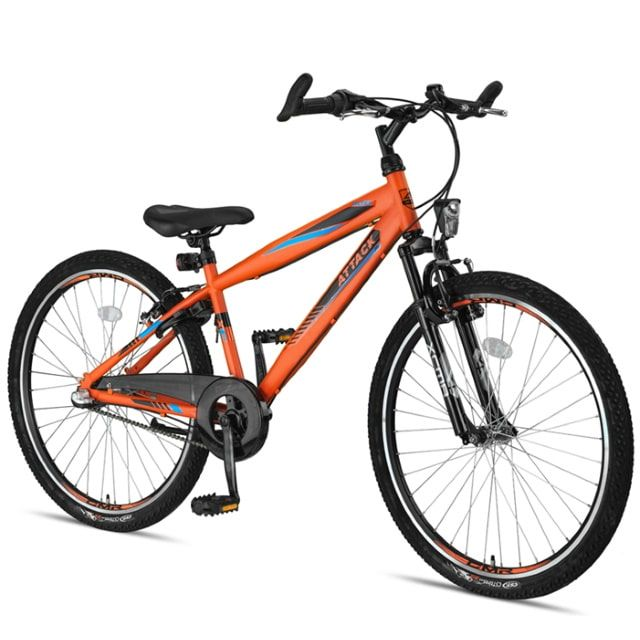 Altec Attack 26 inch Jongensfiets N3  Neon Orange 2021