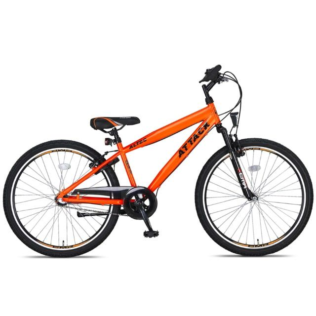 Altec Attack 26 inch Jongensfiets N3 Neon Orange
