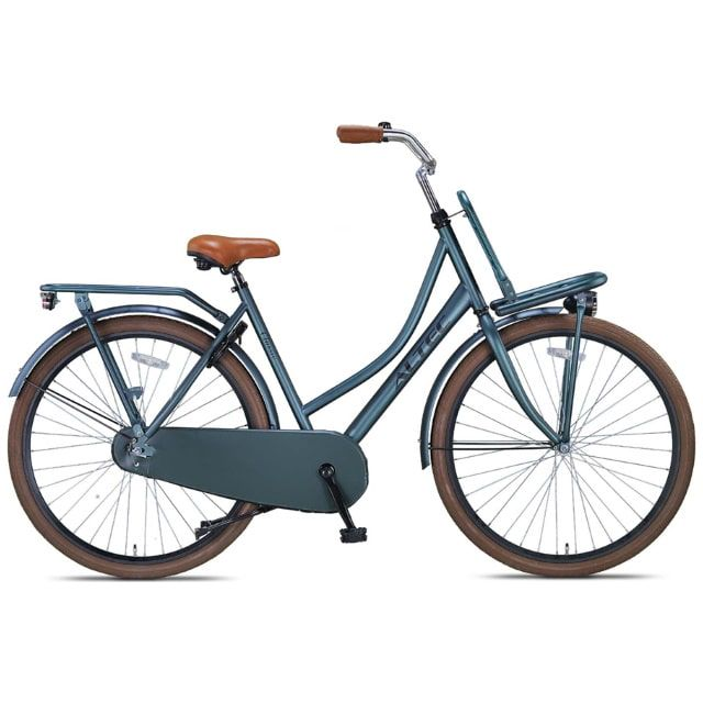 Altec Classic Transportfiets 28 inch Army Green