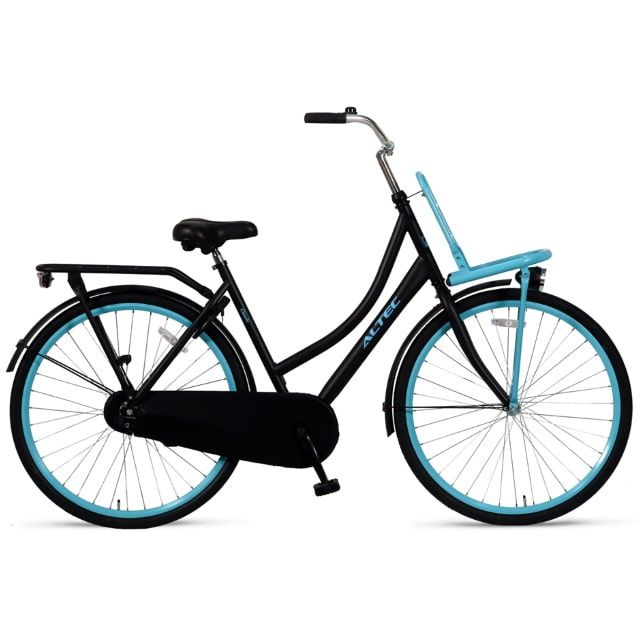Altec Classic Transportfiets 28 inch Green Turquoise