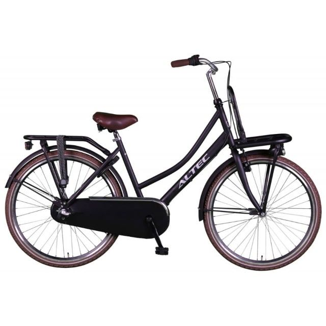 Altec Dutch 26 inch Transportfiets N3 Mat Zwart 00