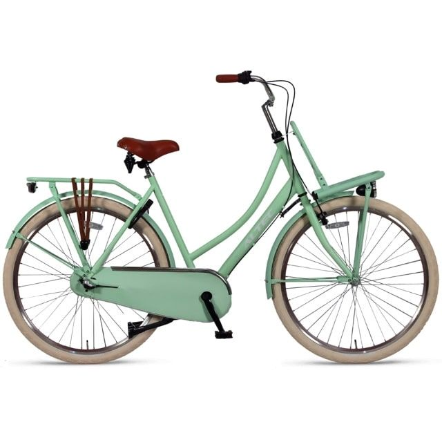 Altec Dutch 28 inch Transportfiets N3 50 cm Mint Green