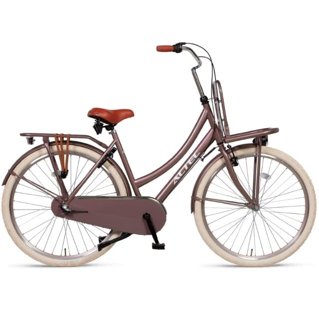 Altec Dutch 28 inch Transportfiets N3 53 cm Rosy Brown