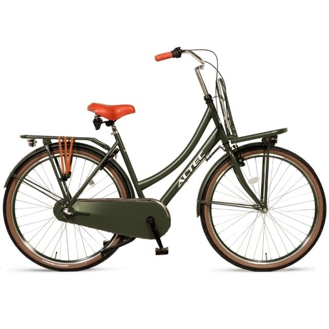 Altec Dutch 28 inch Transportfiets N3 53 cm Army Green