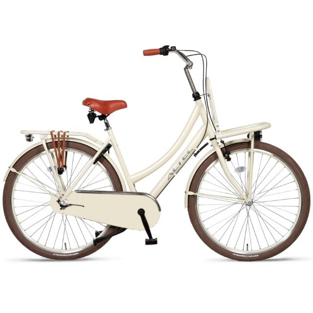 Altec Dutch 28 inch Transportfiets N3 53 cm Creme