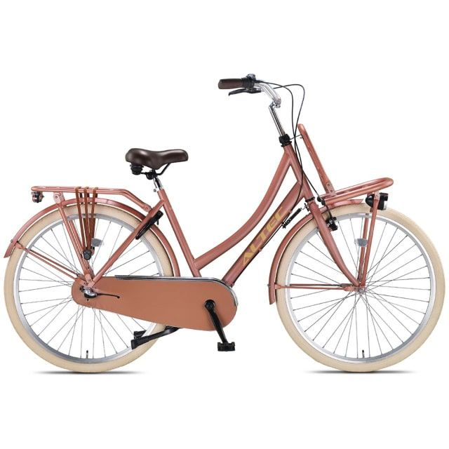 Altec Dutch 28 inch Transportfiets N3 53 cm Lavender