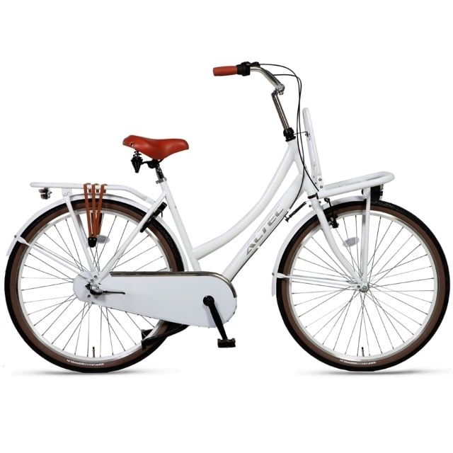 Altec Dutch 28 inch Transportfiets N3 53 cm Snow White