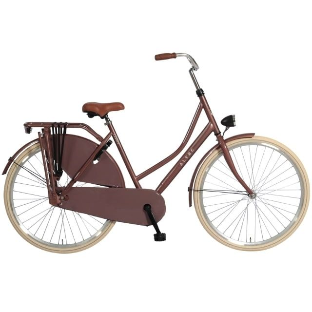 Altec London 28 inch 55 cm Omafiets Copper
