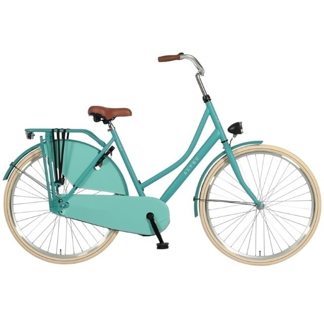 Altec London 28 inch 55 cm Omafiets Ocean Green