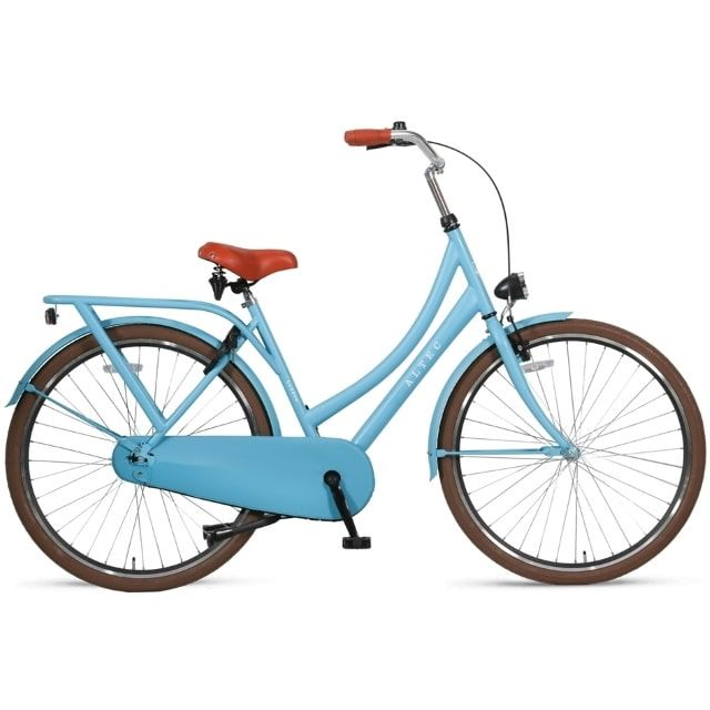 Altec London 28 inch 52 cm Omafiets de Luxe Spring Blue