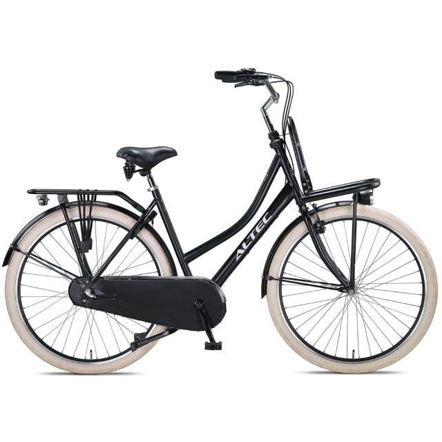 Altec Love Transportfiets 28 inch 53 cm N3 Zwart