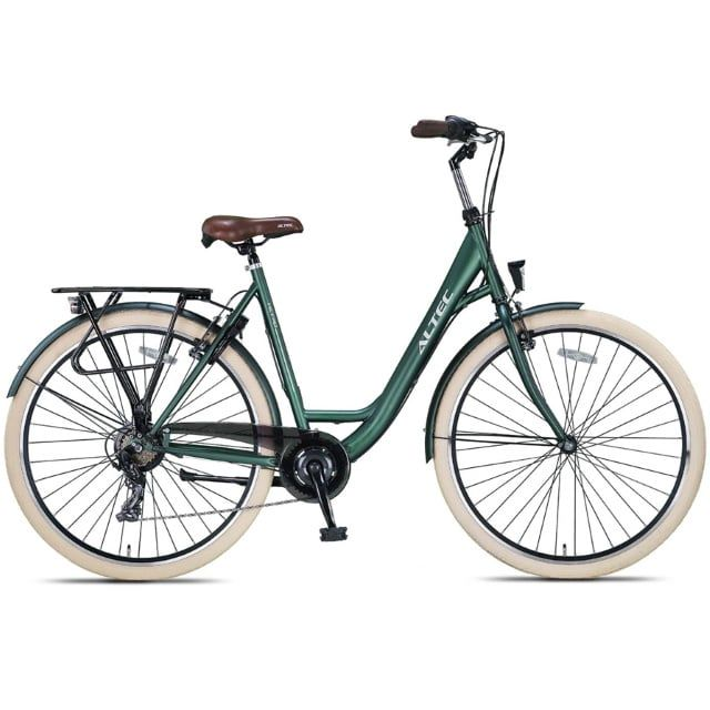 Altec Metro 28 inch Damesfiets 55 cm Army Green