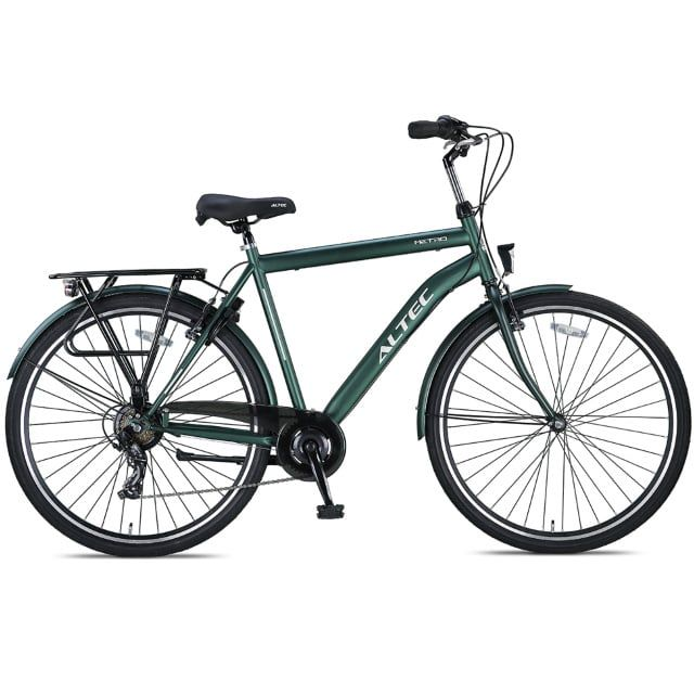Altec Metro 28 inch Herenfiets Army Green
