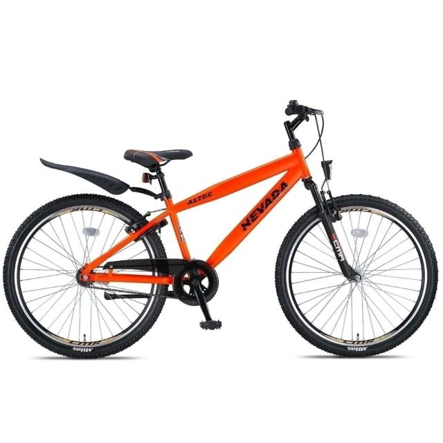 Altec Nevada 26 inch Jongensfiets Neon Orange