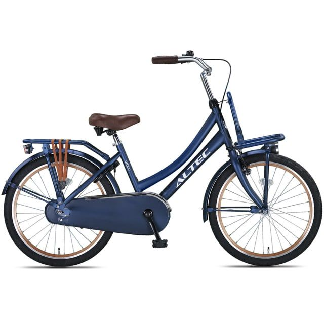 Altec Urban 22 inch Transportfiets Jeans Blauw