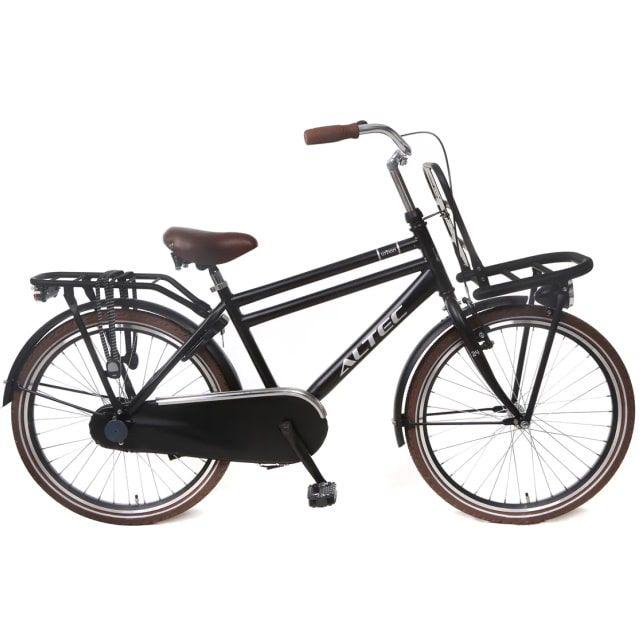 Altec Urban 24 inch Transportfiets Jongensfiets Zwart-min.jpg
