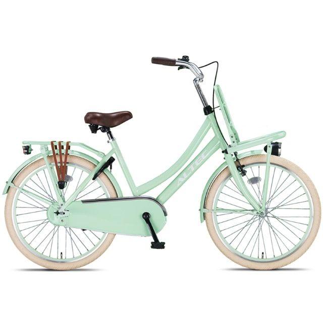 Altec Urban 24 inch Transportfiets Mint Groen