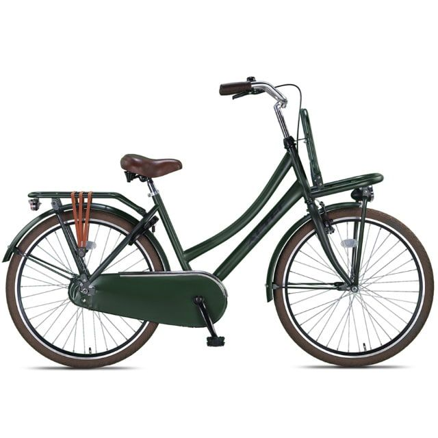 Altec Urban 26 inch Transportfiets Army Green