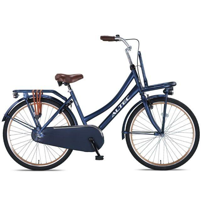 Altec Urban 26 inch Transportfiets Jeans Blue Meisjes