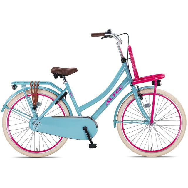 Altec Urban 26 inch Transportfiets Pinky Mint