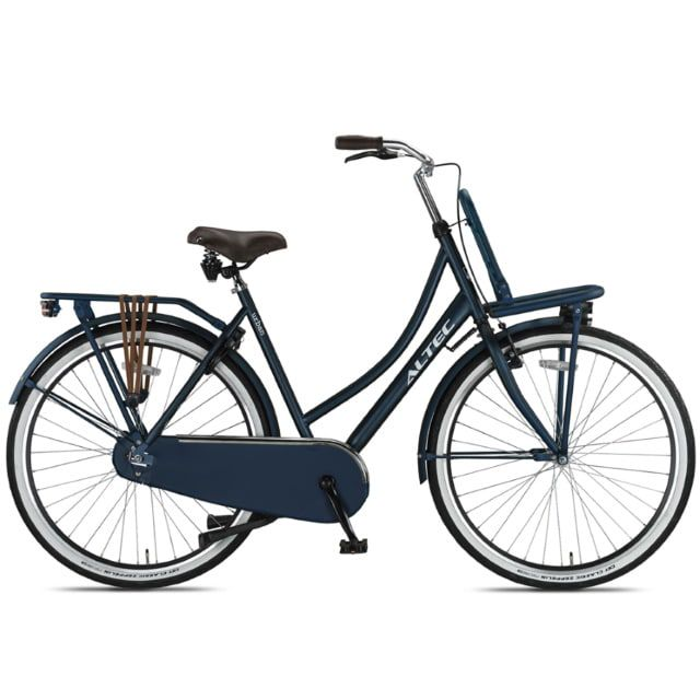 Altec Urban 28 inch 50 cm Transportfiets Jeans Blue Damesfiets