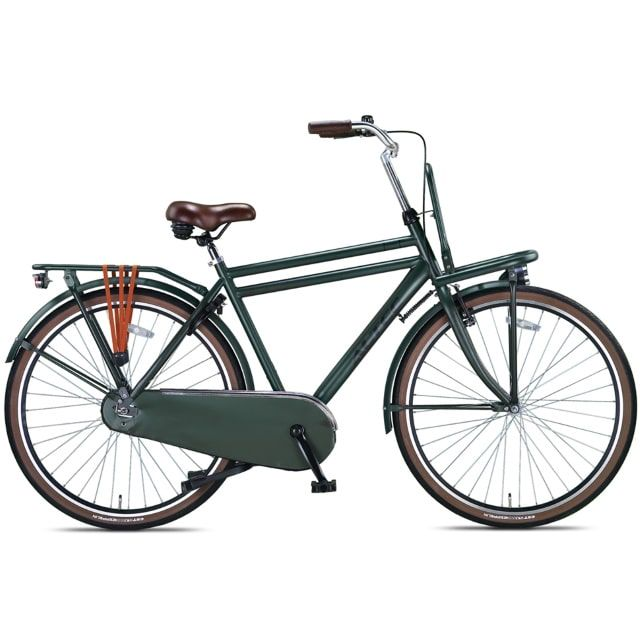 Altec Urban 28 inch 55 cm Transportfiets Heren Army Green