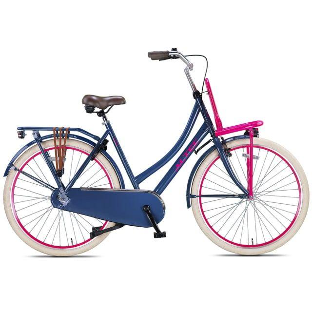 Altec Urban 28 inch Transportfiets 50 cm Gray Pink