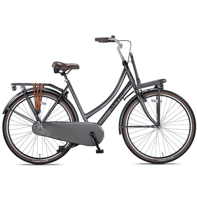 Altec Urban 28 inch Transportfiets 50 cm Warm Grey