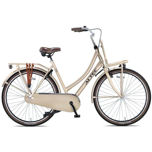 Altec Urban 28 inch Transportfiets 57 cm Gold