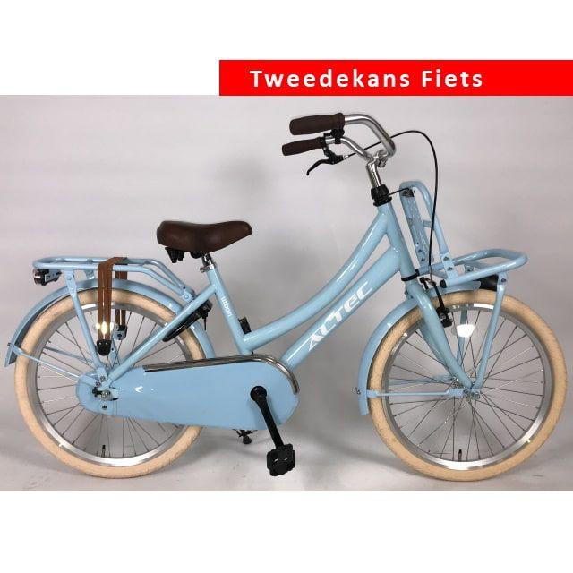 Altec Urban Transportfiets 22 inch Blue Tweede Kans