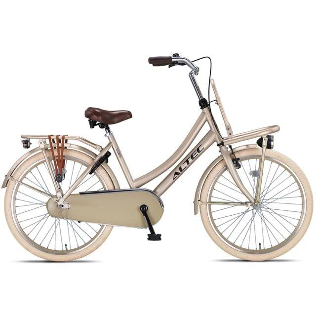 Altec Urban Transportfiets 24 inch Gold