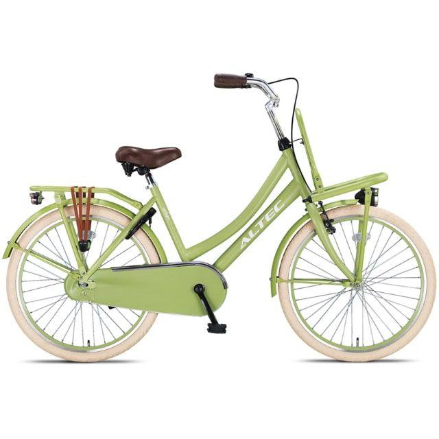 Altec Urban Transportfiets 24 inch Olive