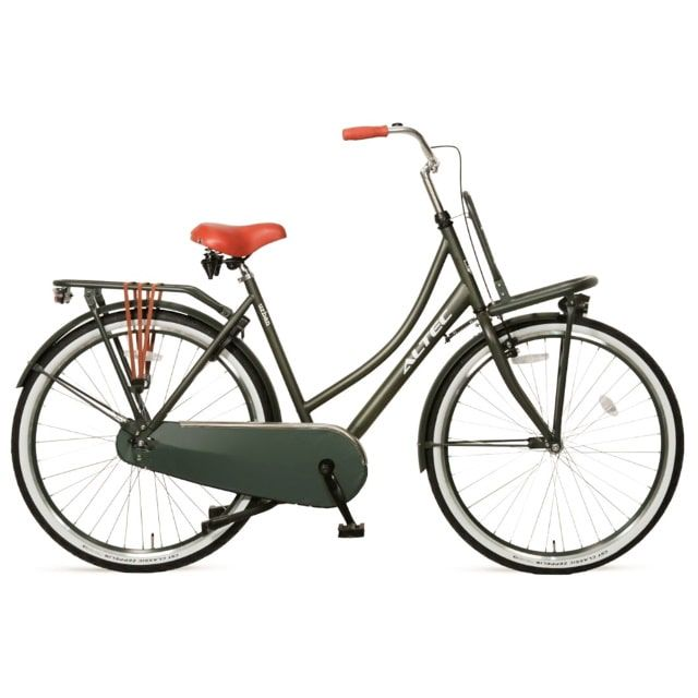 Altec Urban Transportfiets 28 inch 50 cm Army Green