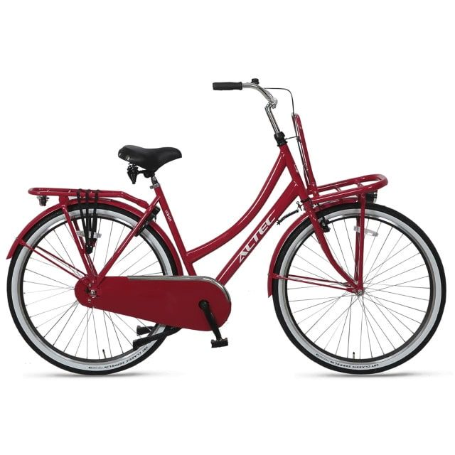 Altec Urban Transportfiets 28 inch Fire Red