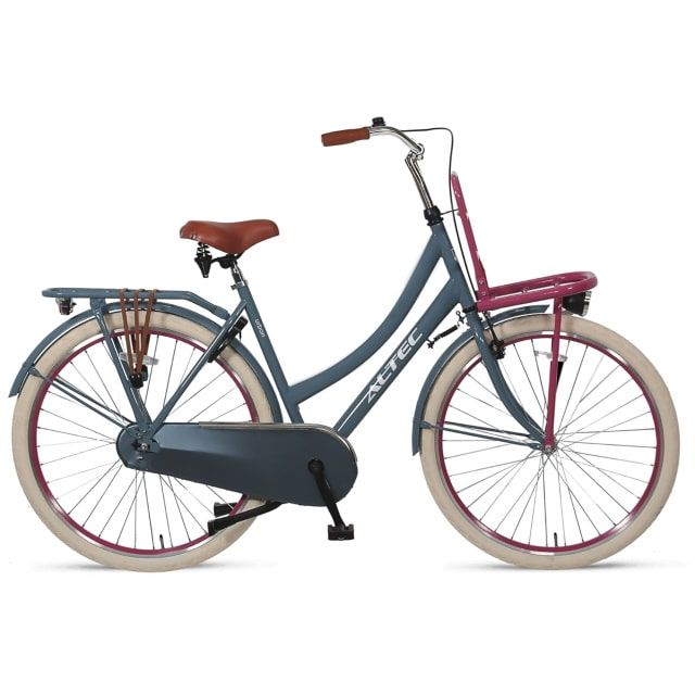 Altec Urban Transportfiets 28 inch Gray Pink