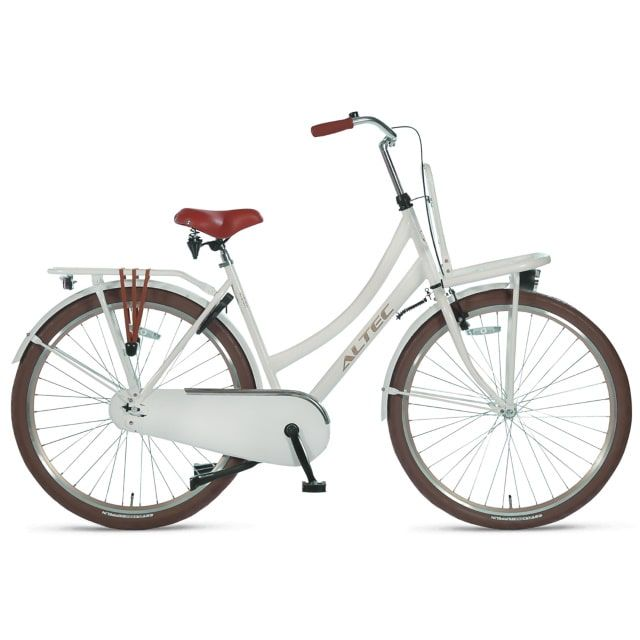 Altec Urban Transportfiets 28 inch Pearl White