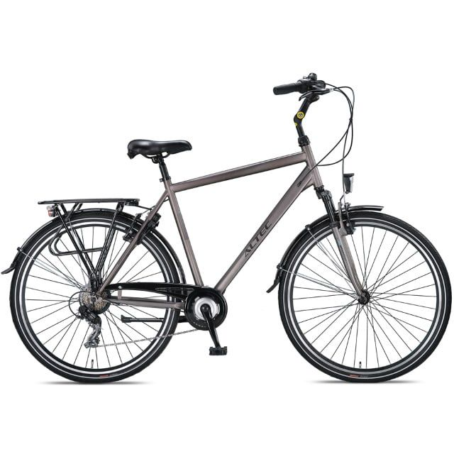 Altec Verona 28 inch 56 cm Herenfiets 7SP Warm Grey