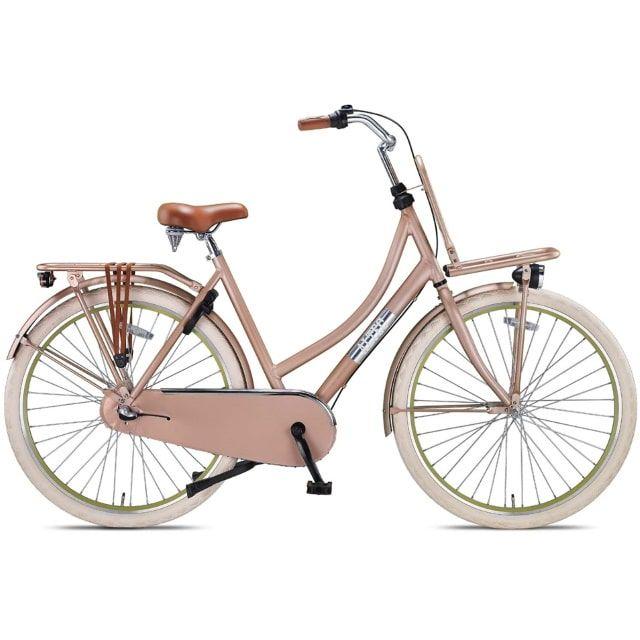 Altec Vintage 28 inch 57 cm Transportfiets N3 Old Pink