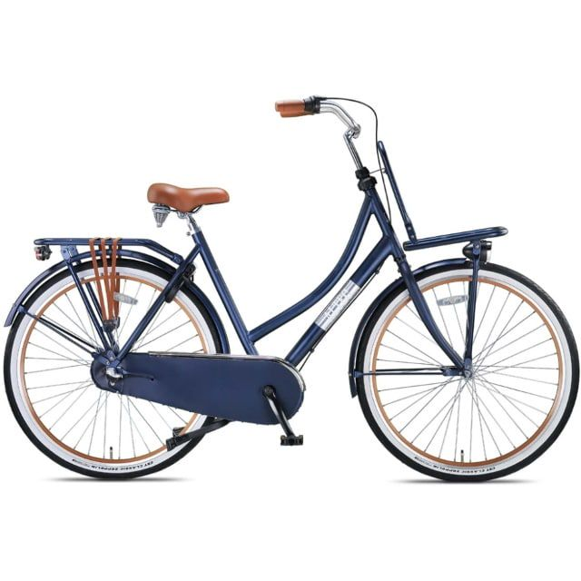 Altec Vintage 28 inch 50 cm Transportfiets N3 Jeans Blue