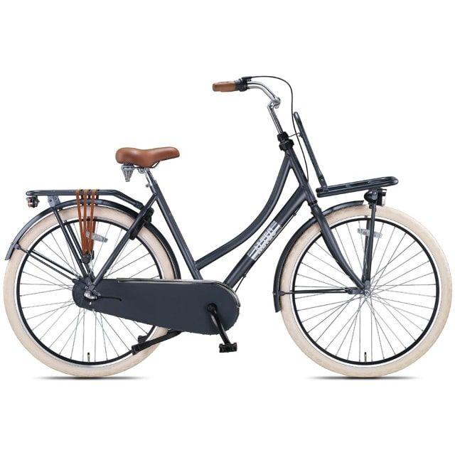 Altec Vintage 28 inch 57 cm Transportfiets N3 Smoke Grey