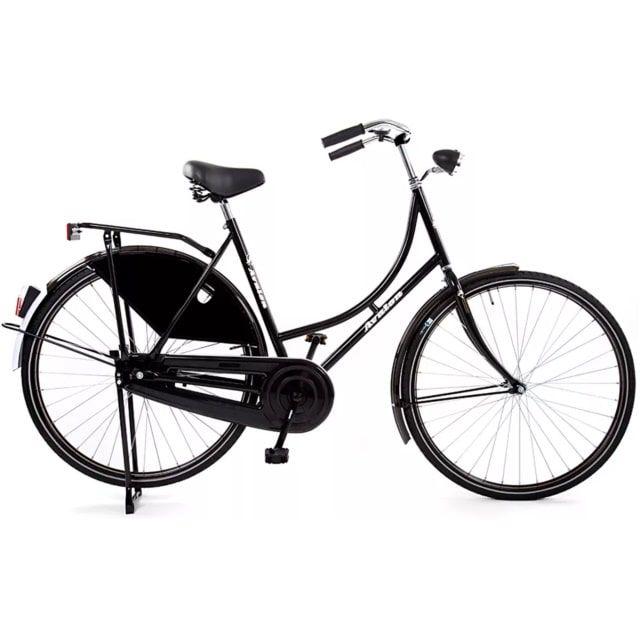 Avalon Omafiets Basic 28 inch 50 cm Zwart