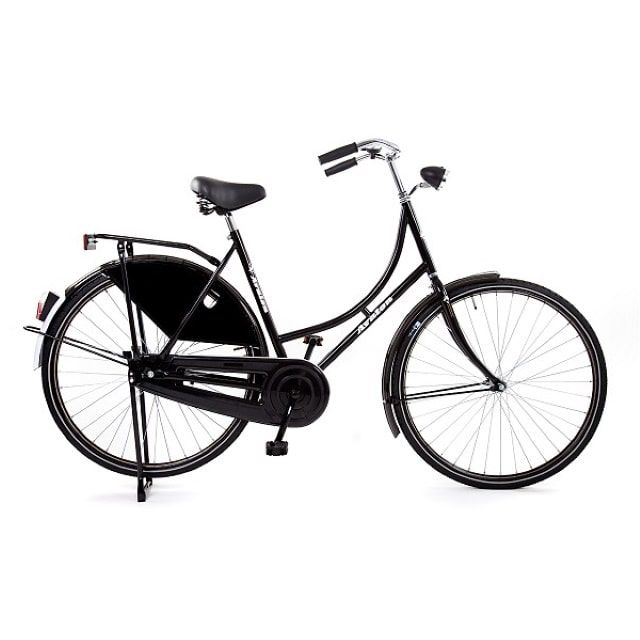 Avalon Omafiets Basic 28 inch Zwart