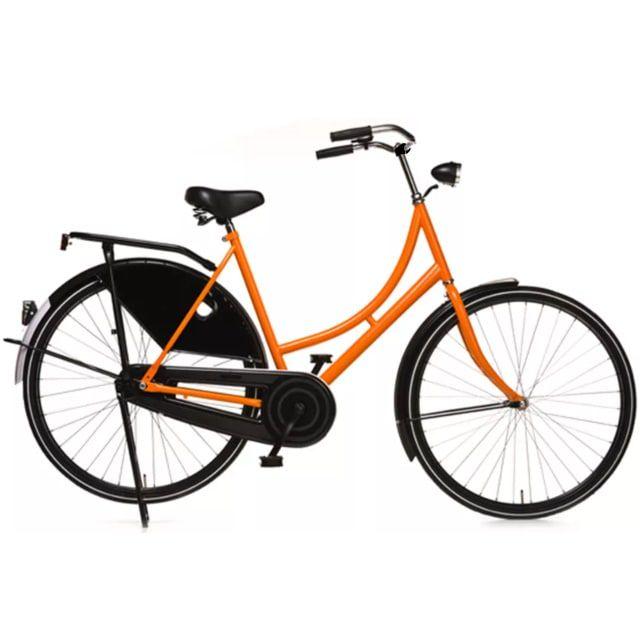Avalon Omafiets Export 28 inch 57 cm Oranje