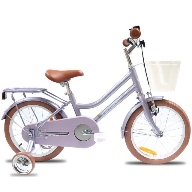 Bimas Maxi Meisjesfiets 16 inch Lavender Purple