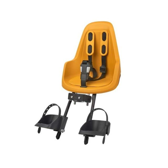 Bobike One Mini Kinderzitje Voor Mustard Yellow