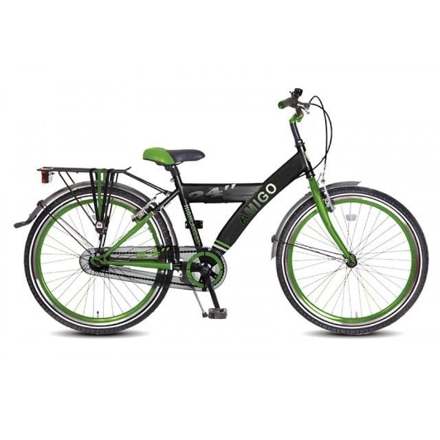 Highlander Amigo 24 inch Black Green