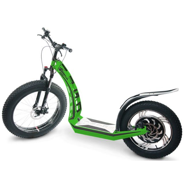 Hugo Bike Big One Elektrische Step