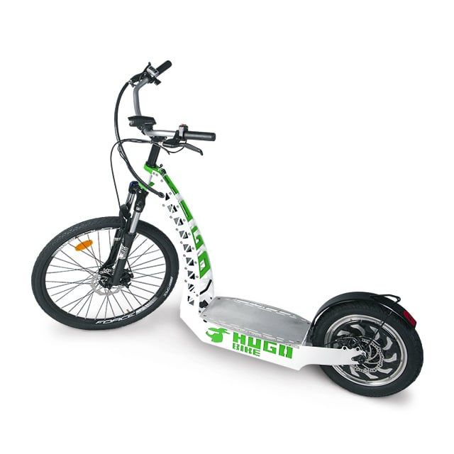 Hugo Bike Pro Elektrische Step