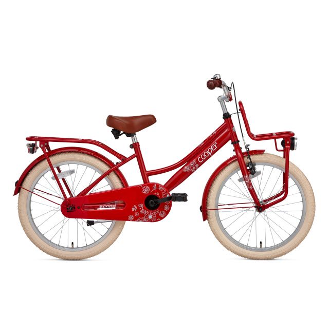 Popal Cooper 20 inch Rood