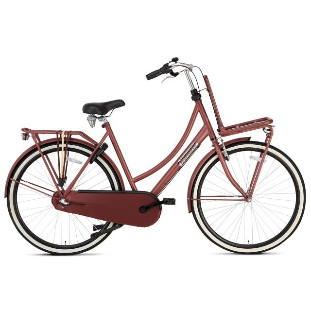 Popal Daily Dutch Basic+ 3SP 28 inch 50 cm Oak Red